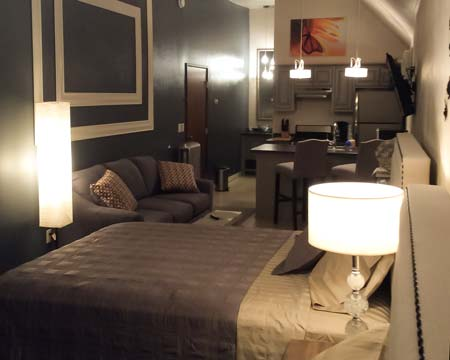 Hotel Suite Algoma Wisconsin